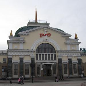 Железнодорожные вокзалы Муезерского